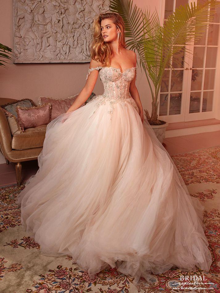 Galia Lahav Wedding Dresses And Bridal Gowns Bridal Reflections Wedding Dresses Blush Wedding Dresses Corset Princess Wedding Dresses