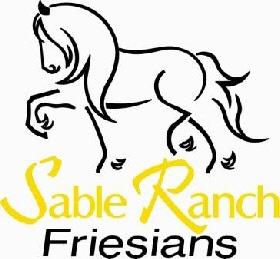 #friesian #horse #logo