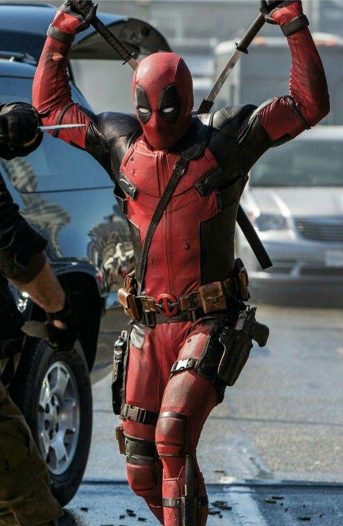 #Deadpool #Fan #Pic. (Ryan Reynolds as Deadpool) By: Marvel. (THE * 5 * STÅR * ÅWARD * OF: * AW YEAH, IT'S MAJOR ÅWESOMENESS!!!™) [THANK U 4 PINNING!!!<·><]<©>ÅÅÅ+(OB4E)