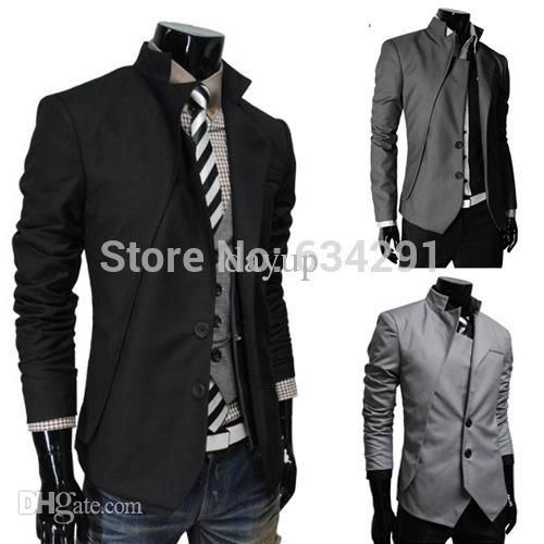 Asymmetric Collar Wedding Party Dress Designs Male Men's Suit Suits Jackets for Men Terno Masculino Trajes Mens Blazer Jacket Online with $52.51/Piece on Dayup's Store | DHgate.com