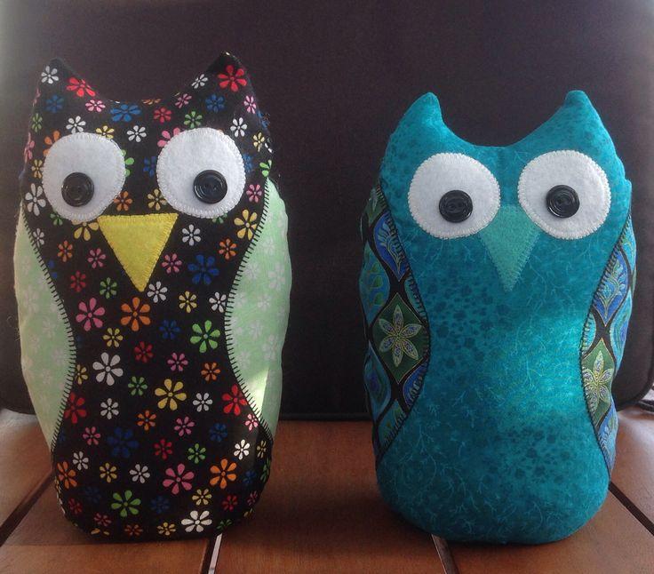 Owl door stoppers