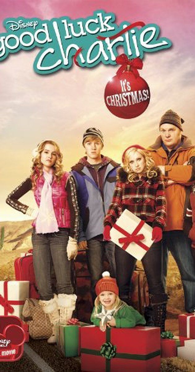 Good Luck Charlie, It's Christmas! (TV Movie 2011)