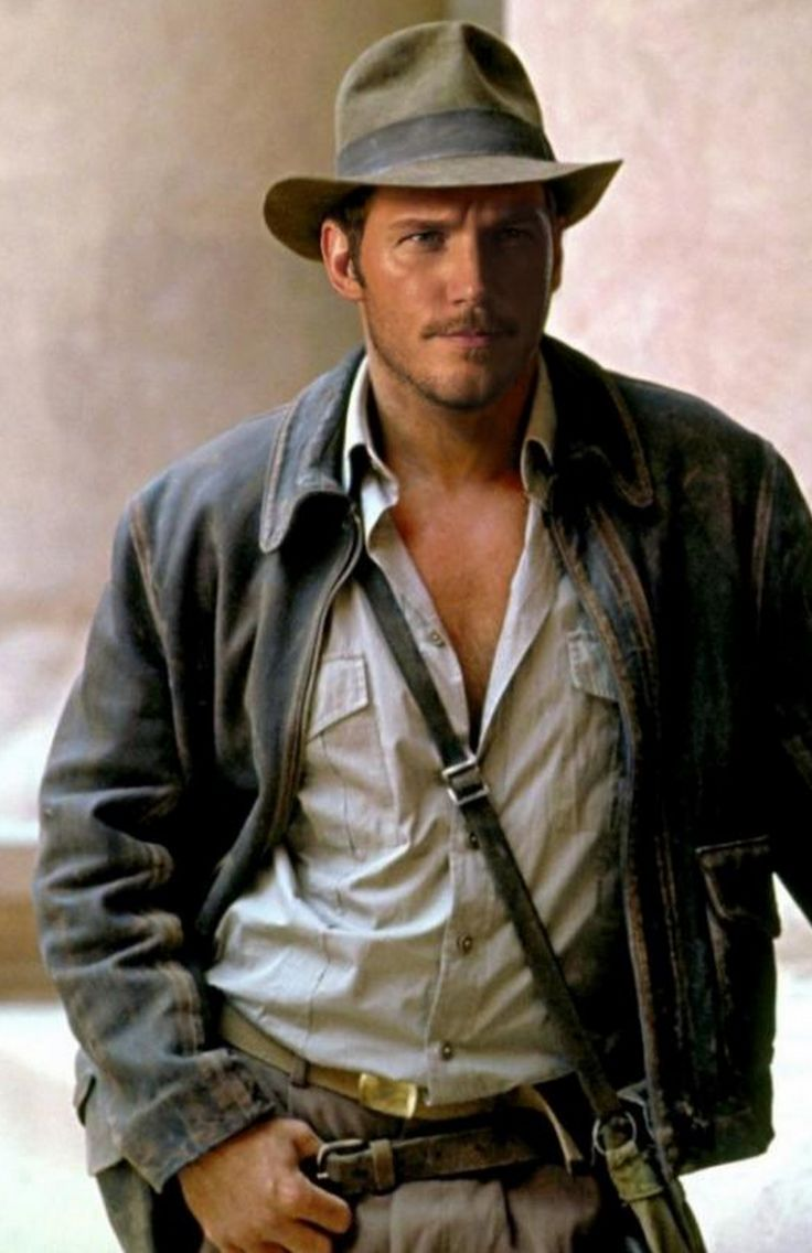 Chris Pratt, you handsome man