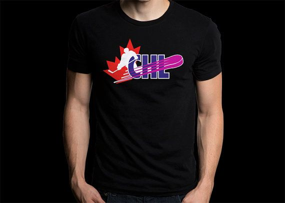 Gildan T-Shirt Canadian Hockey League Tee by CreativeIndonesia