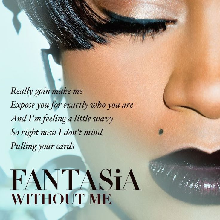 Without Me Fantasia - Free downloads and reviews - CNET ...