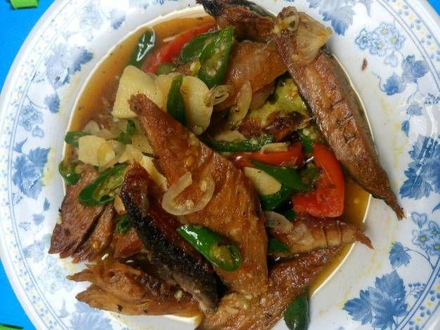 Resep Tumis Tongkol Cabe Ijo Oleh Putri Theresia Resep Resep Masakan Indonesia Makanan Tumis