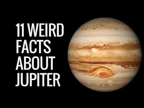 Interesting Jupiter Facts - SCIENCE p. 268