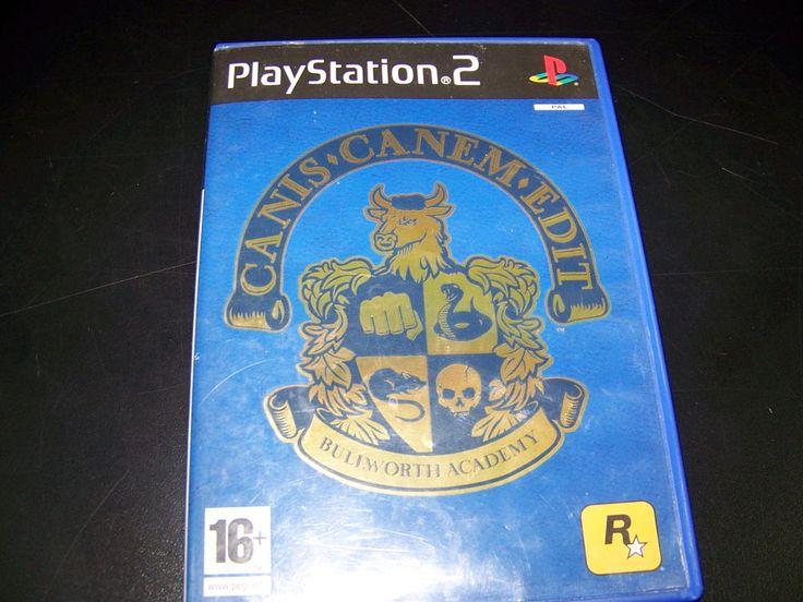 Juegos Para Play 2 Playstation 2-  CANIS CANEM EDIT con mapa