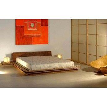 Toki tatami säng. Giftfri sängstomme av endast naturmaterial.