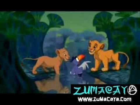 """http://zumacaya.com Suscribe for more Suscribete para más Canción/Song/Chanson/Canzone: Yo voy a ser el Rey Leon Español: Banda sonora de la película """"El Rey..."""