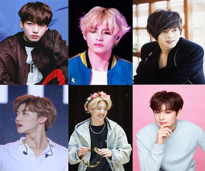 Most Handsome K Pop Idols In 2021 Kpop Idol Korean Idol Kpop Fandom Names