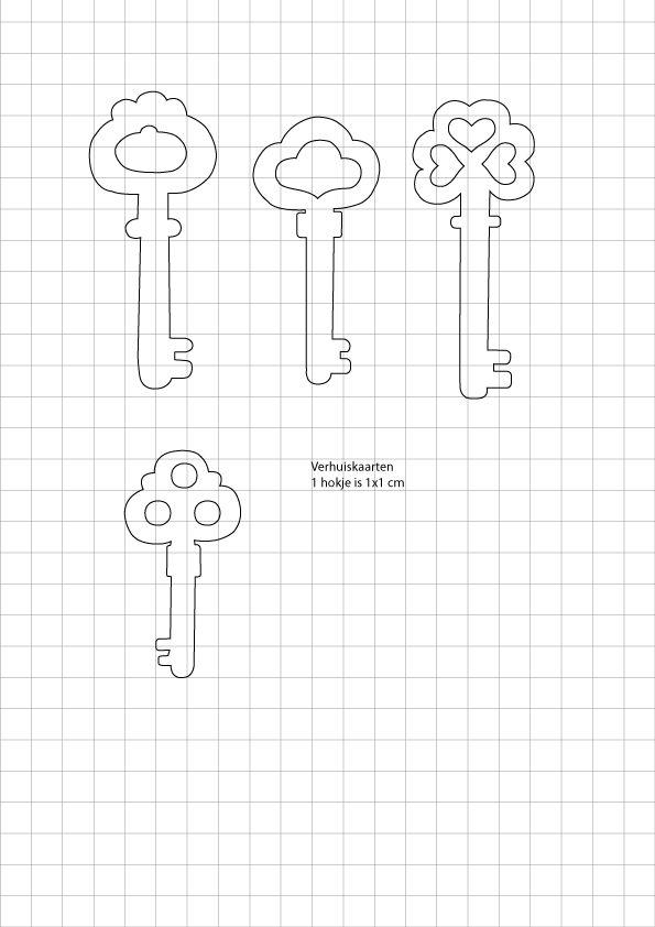 key template