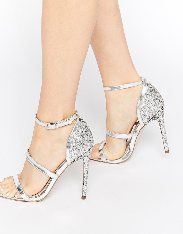 Best 25+ Silver heels prom ideas on Pinterest | Prom shoes ...