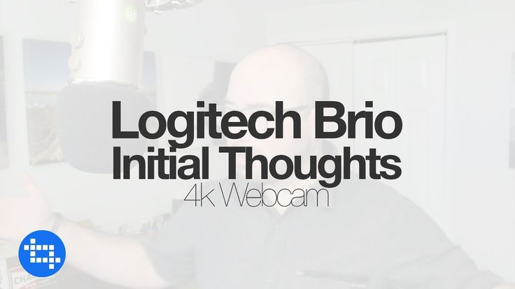 Using a Logitech Brio on a MacBook Pro & Initial Thoughts This video walks through the Logitech Brio and its use on a MacBook Pro. The camera is a little more limited on a Mac than it is on a Windows machine. For example no facial recognition is available (at the moment). In addition my MacBook Pro isnt a 4k screen so its impossible to see a true 4k recording from the webcam. However according to Screenflow I can still record in 4k. SUBSCRIBE…