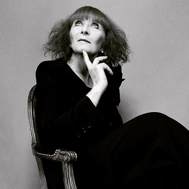 One of the most talented woman is gone. With her the catwalks were were so different. It has been a real pleasure to see her models running jumping on the catwalks. Thanks for everything #soniarykiel #rip #fashion - http://ift.tt/1HQJd81