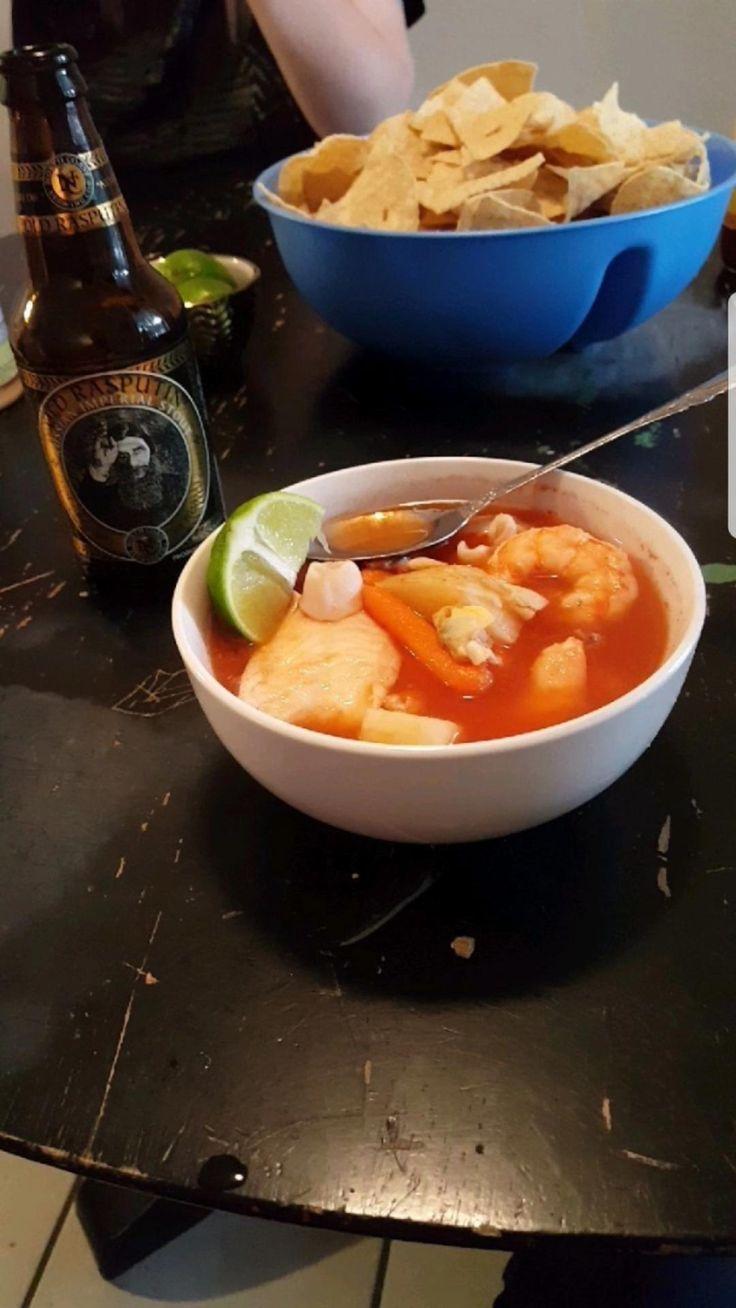 Sopa de Marisco #tonightsdinner #nofilter #homemade #yummy #veggie #topchefs
