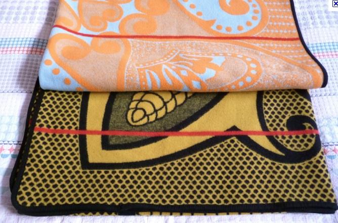 Sotho blankets.