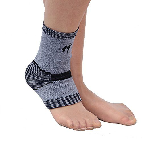 Flammi Plantar Fascitis Socks Foot Compression Sleeves Ankle Heel Arch Support Foot Pain Relief Pair *** Read more at the image link.