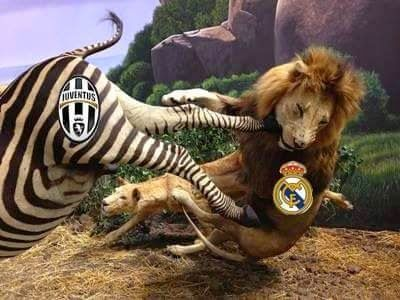 La Juve bat le Real Madrid !!! - Insolite-Foot