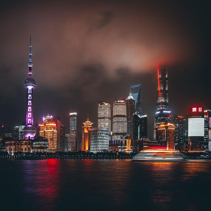 """1,894 Likes, 220 Comments - E4rlyR1ser (@e4rlyr1ser) on Instagram: """"Chasing those Shanghai boat trails. . . . . . . #reflectiongram #artofvisuals #folkgood…"""""""