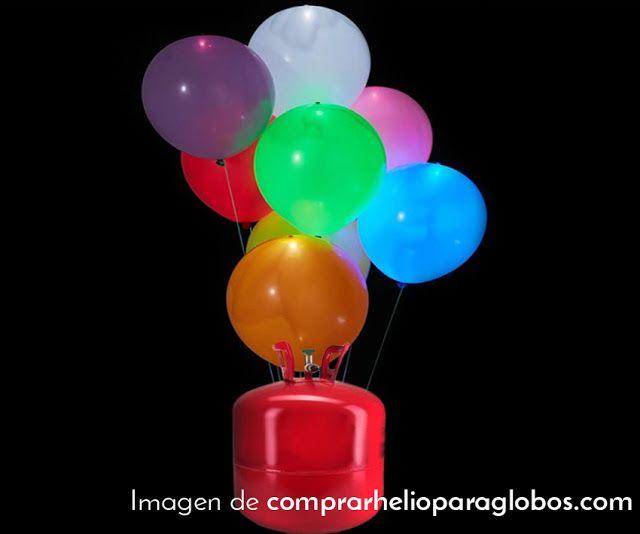 Globos de helio para fiestas infantiles