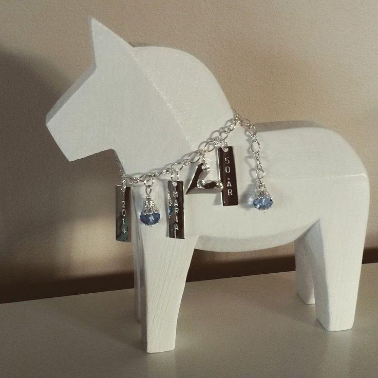 Stor Bröllopshäst