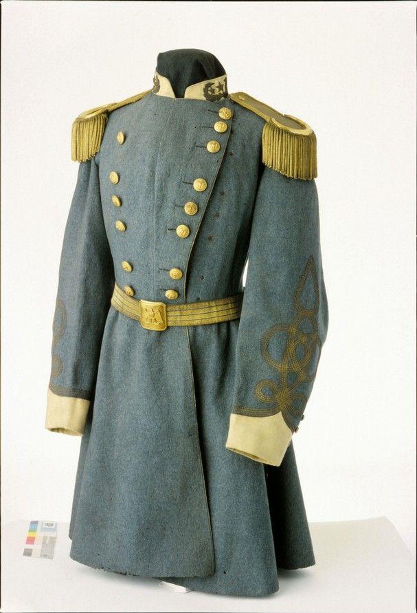 General Pierre G. T. Beauregard's Uniform.jpg