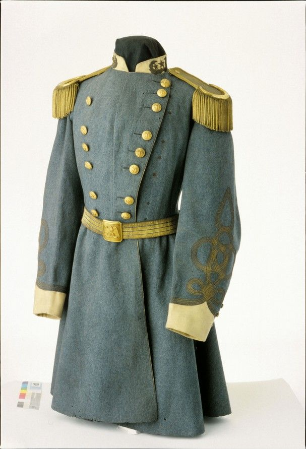 Confederate Uniform Pictures 17