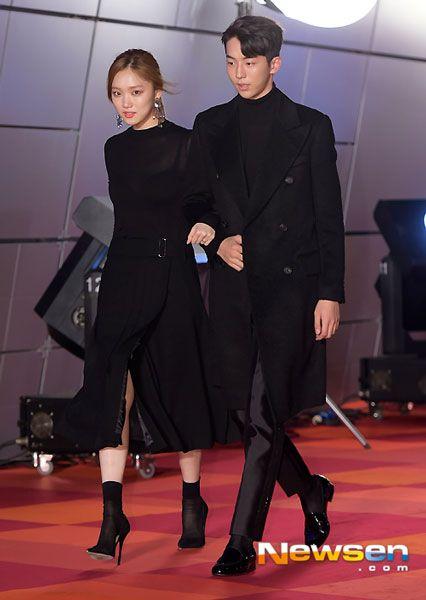 Lee SUngkyung - Nam Joohyuk SIA 2014