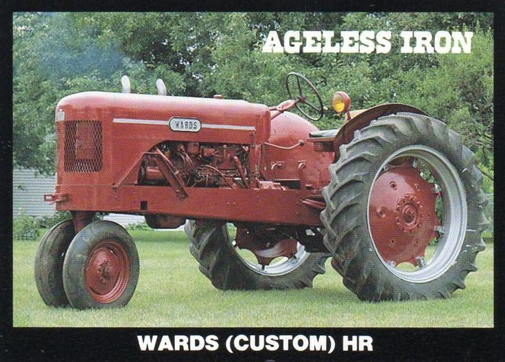 Ageless Iron Tractors : Best tractors made in joliet il images on pinterest