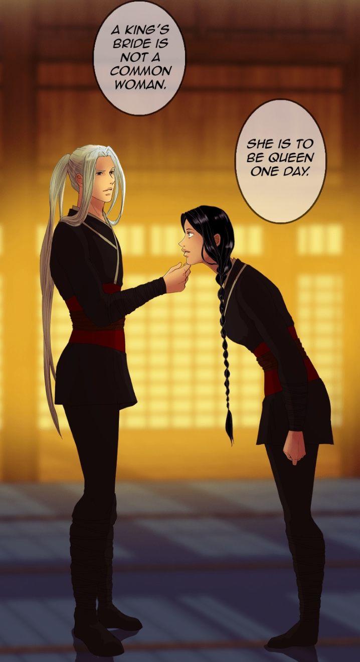 My Dear Cold Blooded King | Katsu and Mei | WEBTOON | Webtoon, Royal