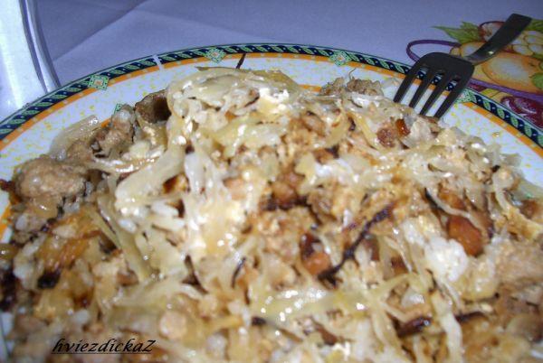 Koložvárska kapusta - Recept pre každého kuchára, množstvo receptov pre pečenie a varenie. Recepty pre chutný život. Slovenské jedlá a medzinárodná kuchyňa
