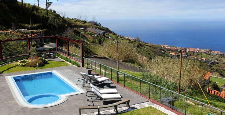 Bij Casa do Caminho Verde ervaar je Madeira op zijn mooist!