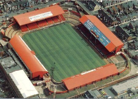 Middlesbrough F.C. - Ayresome Park