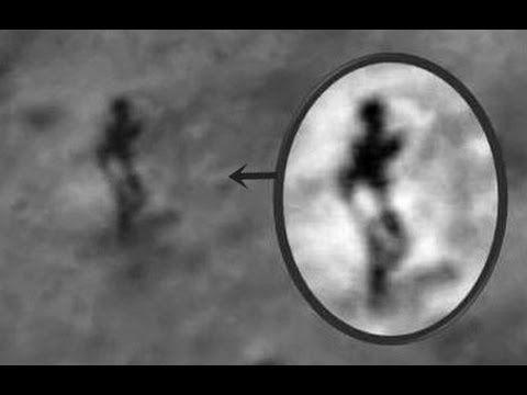 5 САМЫХ ЗАГАДОЧНЫХ ФОТОГРАФИЙ С ЛУНЫ (официальные фото NASA, фотографии ...