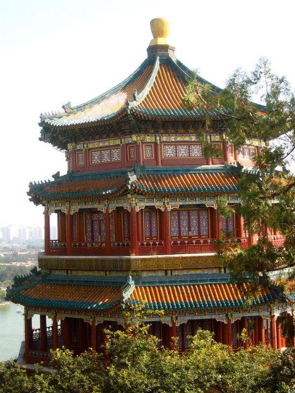 Chinese architecture by kimmyjune.deviantart.com