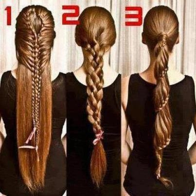 Super 1000 Images About Hair To Do On Pinterest Best Hair Long Hair Short Hairstyles Gunalazisus