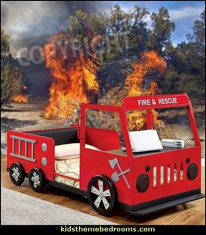 decorating theme bedrooms maries manor fire engine bed future