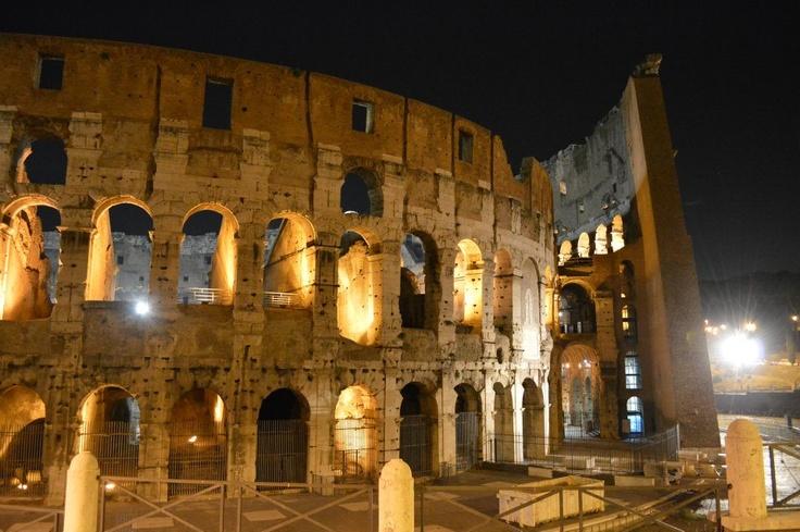 Iunie- Nikon trip la Roma