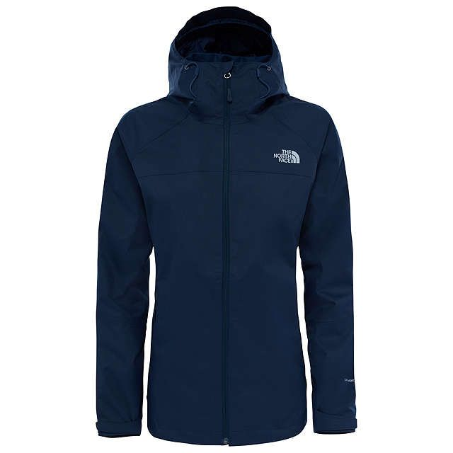 BuyThe North Face Sequence Waterproof Women's Jacket, Navy, S Online at johnlewis.com