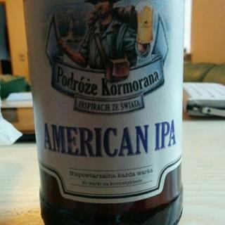 Podroze Kormorana American IPA - taste of citrus and tropical fruits! #crafthour #AmericanIPA