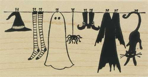 Witch's Clothes Line