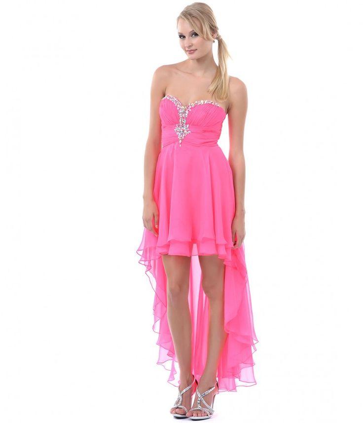 Mejores 19 imágenes de Chic High Low Prom Dresses Designs en ...