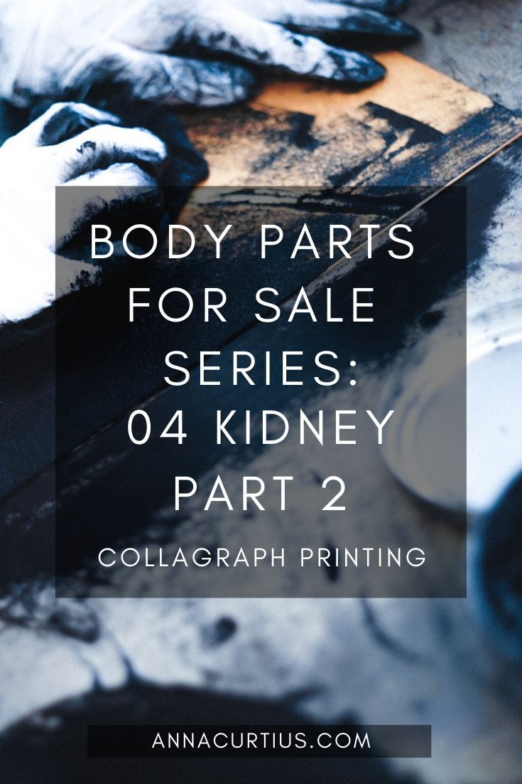 Body Parts for Sale Series: 04 Kidney part 2