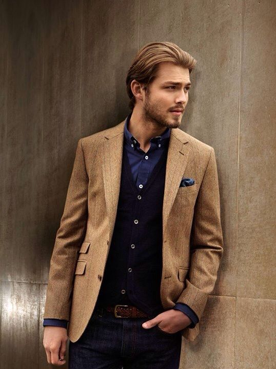 19 best men sport jacket images on Pinterest | Menswear, Fashion ...