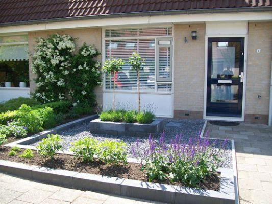 84 beste afbeeldingen van tuinontwerp lange smalle tuin for Ideeen voortuin