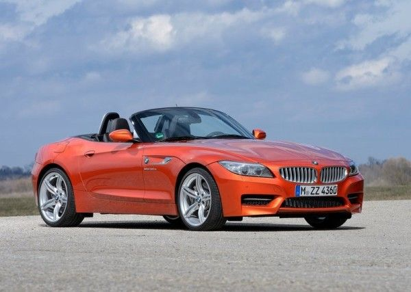 2014 BMW Z4 Roadster Side1 600x427 2014 BMW Z4 Convertible Full Review With Images