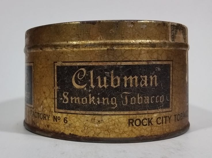 Antique Rock City Tobacco Clubman Cut Plug Smoking Pipe Tobacco Tin No Lid https://treasurevalleyantiques.com/products/antique-early-1900s-clubman-rock-city-smoking-pipe-tobacco-tin-no-lid #Antiques #RockCity #Clubman #CutPlug #Smoking #Pipe #Tobacco #Tins #VeryRare #QuebecCity #Quebec #City #Canada #Canadian #Mayor #Politician #Oliver #Napoleon #Drouin #Historical