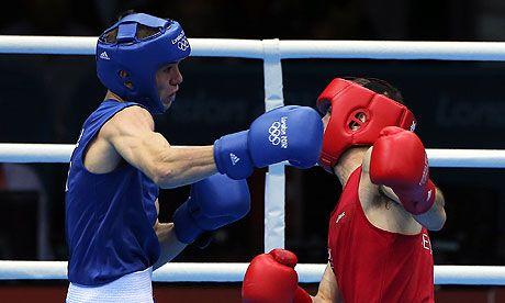London 2012: Luke Campbell beats John Joe Nevin to win gold medal | Sport | The Observer