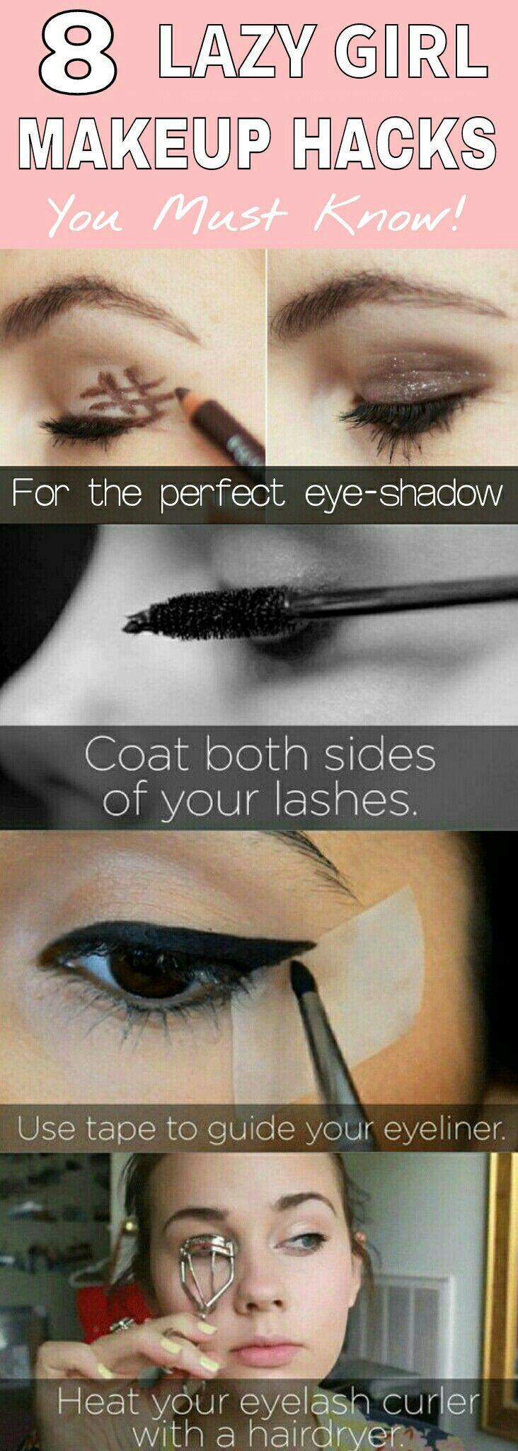 Makeup-Tipps, Make-up-Hacks, Beauty-Hacks, Make-up-Tricks, Beauty-Tipps, beliebt…